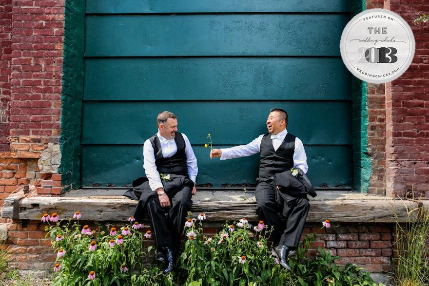 Real Weddings Archeo: Distillery Delight – A Trendy Wedding At Archeo