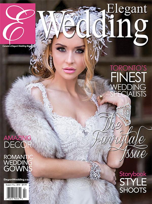 Amanda Amp Steve S Wedding Featured In Elegant Wedding