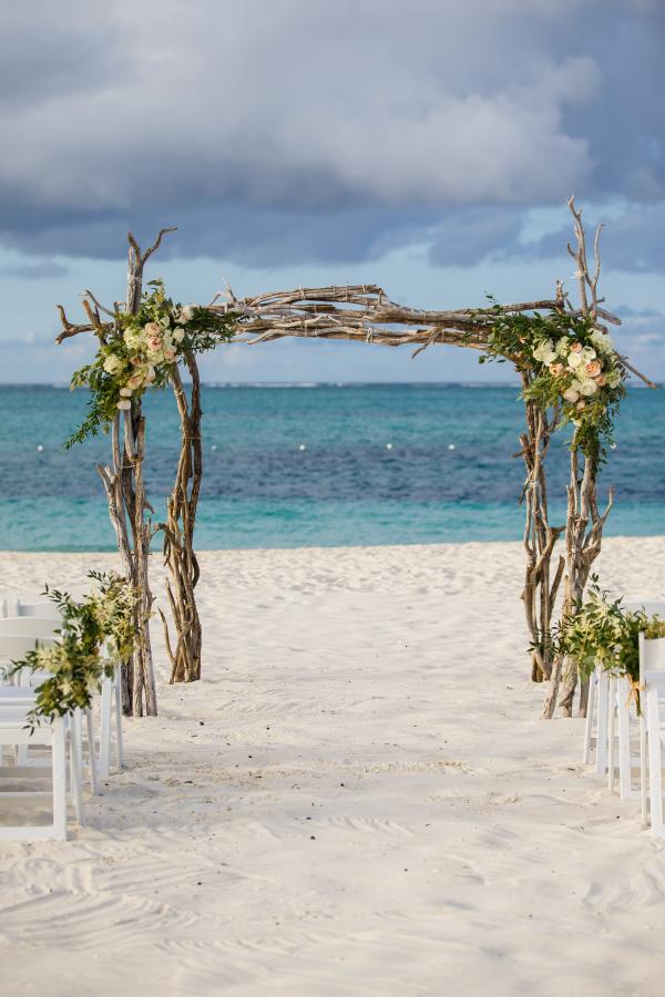 Turks & Caicos wedding