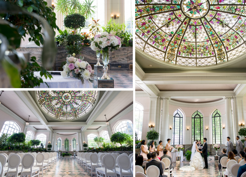 Wedding Feature - Ivy-Andrew-Regal Romance-casa loma 1