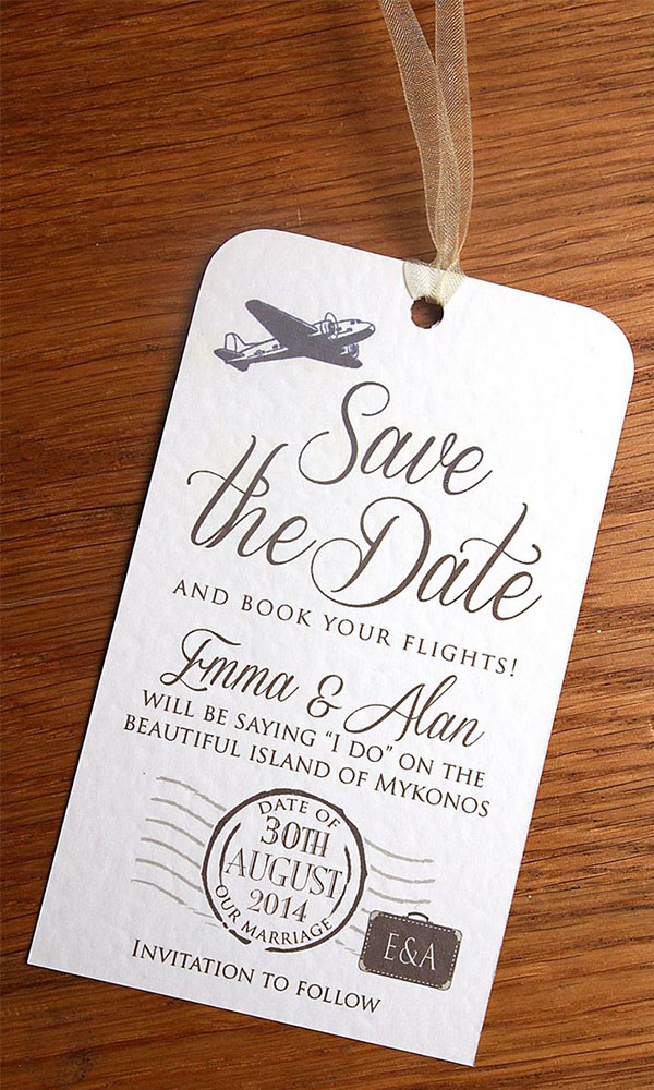 Destination Wedding Save The Dates Invites And More