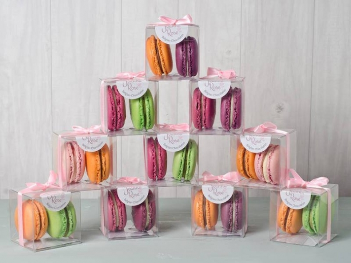 Edible Wedding Favors - macarons