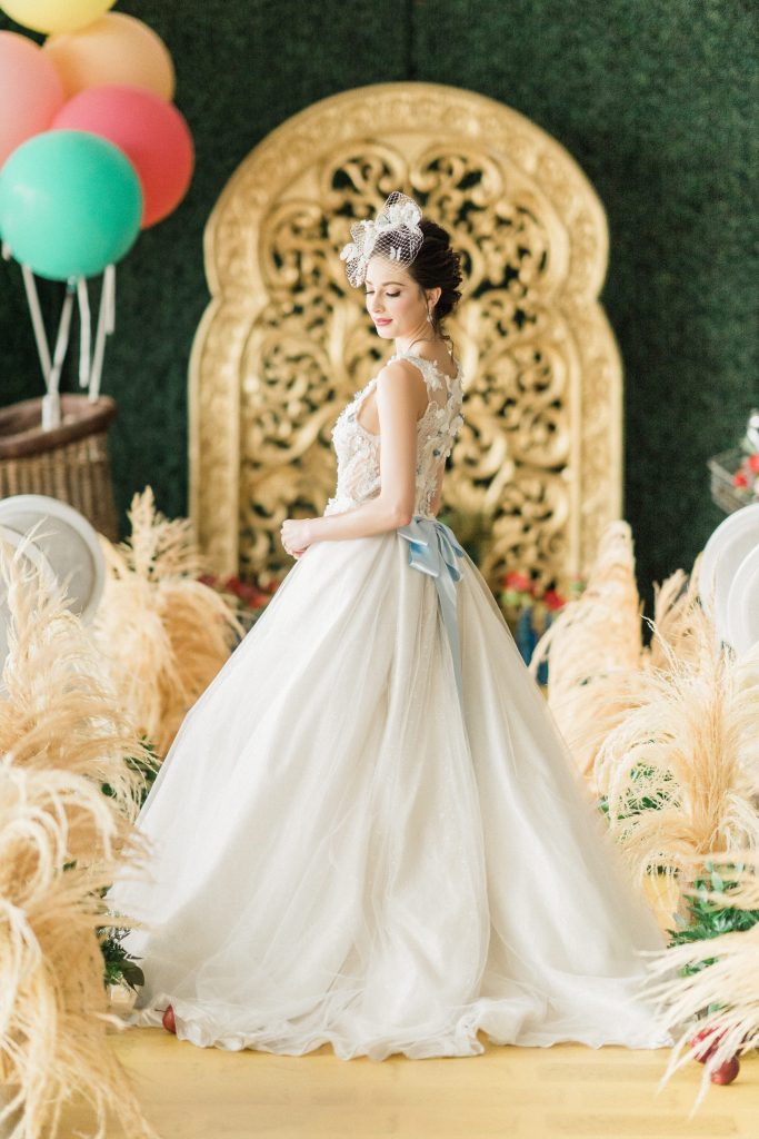 Wizard Of Oz Themed Wedding Shoot As Seen On Wedluxe Luxury