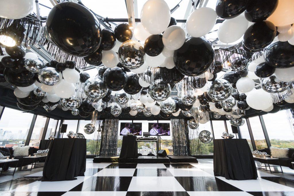 Disco Theme Party