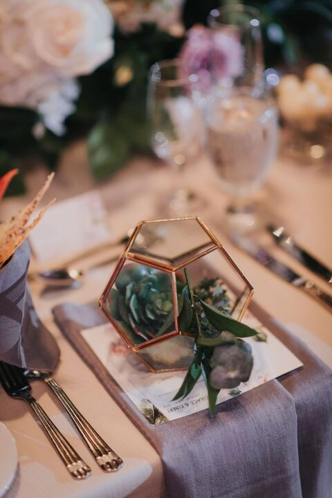 details - table settings