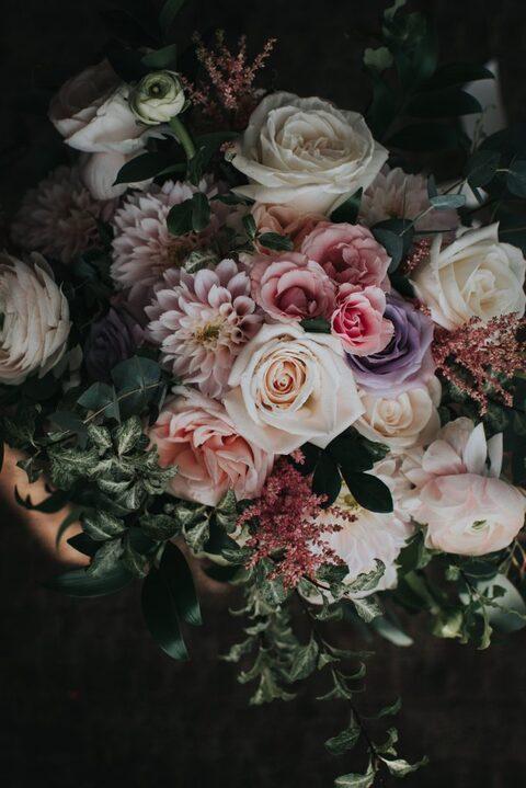 Sara Baig Designs Floral bouquet