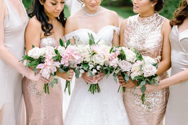 Bridal floral by Nous Design Group