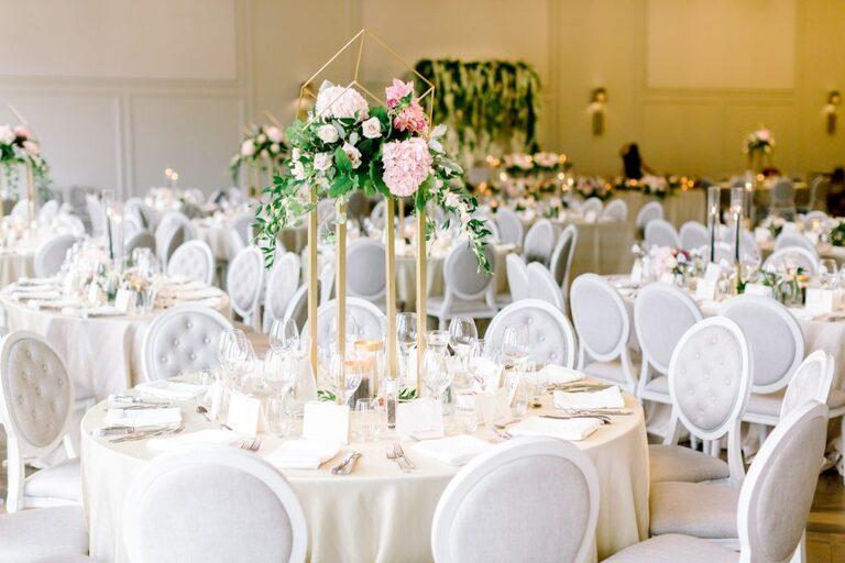 Centerpiece floral by Nous Design Group